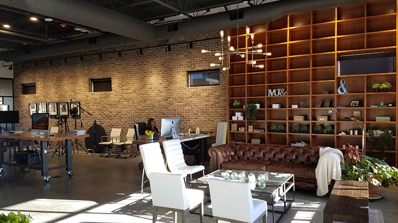 Image of the office spaces of MJ & Associates - Ankeney Economic Development Corp